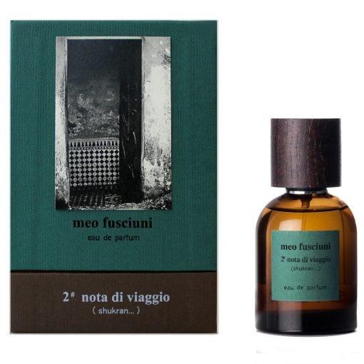 2# Nota Di Viaggio (Shukran...) 100 ml