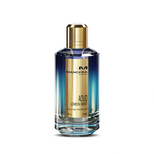 Aoud Lemon Mint 120 ml