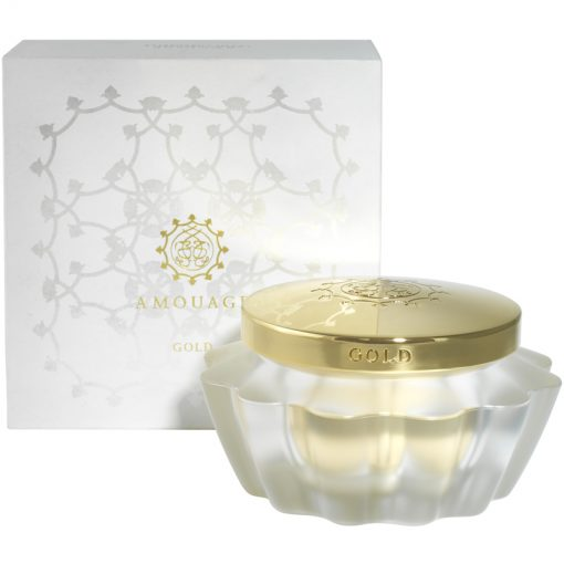 Gold Woman Body Cream Amouage
