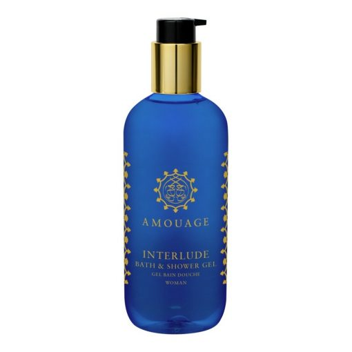 Interlude Woman Shower Gel