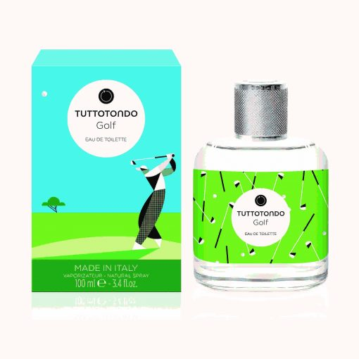 Golf Boosting Eau de Toilette 100 ml