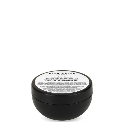 Sapone da barba in ciotola Muschio Bianco – 200 ml