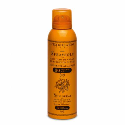 SpraySole olio di Argan