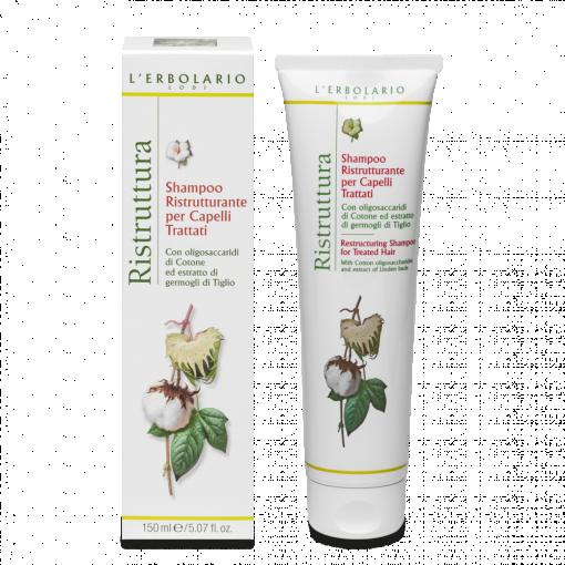 Shampoo Ristrutturante per Capelli