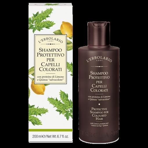 Shampoo Protettivo per Capelli