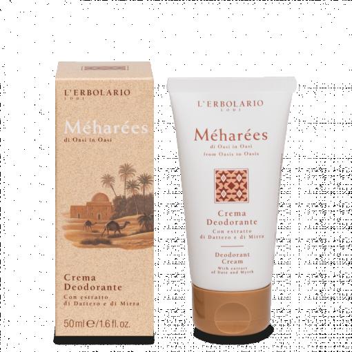 Meharees Crema Deodorante