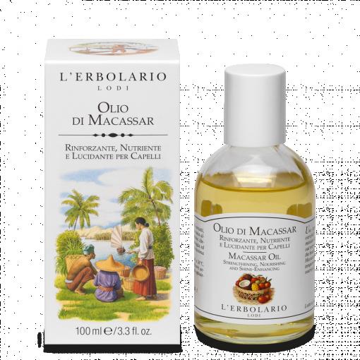 Olio di Macassar 100
