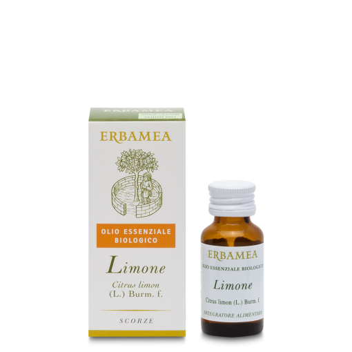 Olio Essenziale Biologico Limone