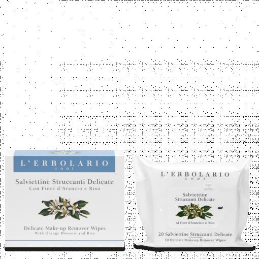 Salviettine Struccanti Delicate