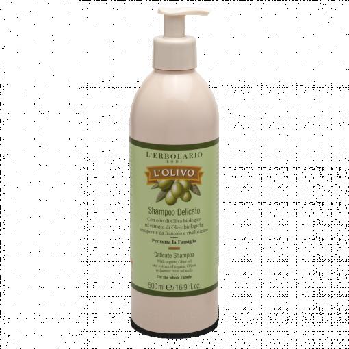 LOlivo Shampoo Delicato