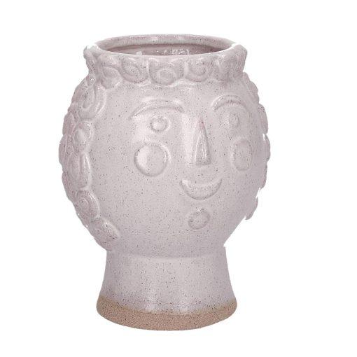 Gli Aragona Cachepot Regina in Ceramica