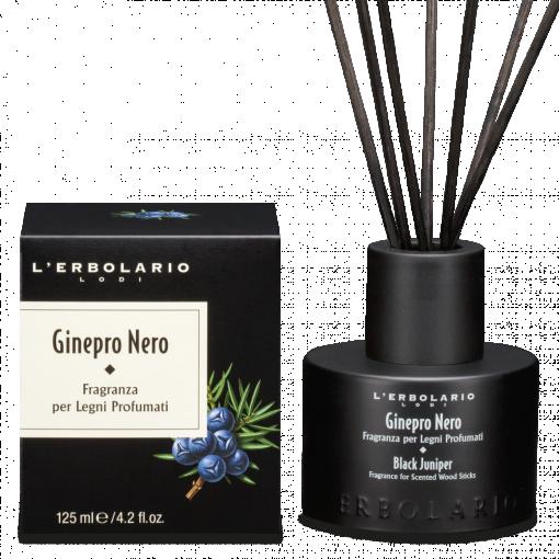 Ginepro Nero Fragranza Legni
