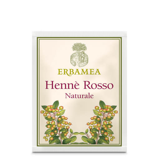 Hennè Naturale Rosso