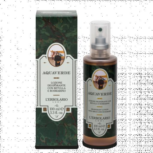 Aquaverde Lozione Deodorante