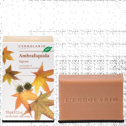 Ambraliquida Sapone 100