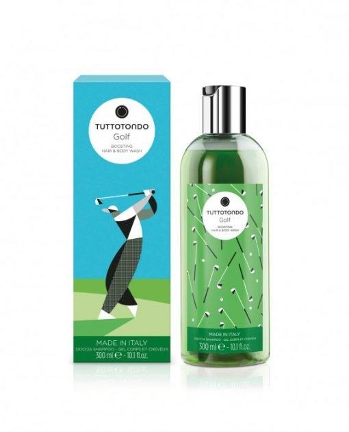 Golf Boosting Shampoo Doccia 300 ml