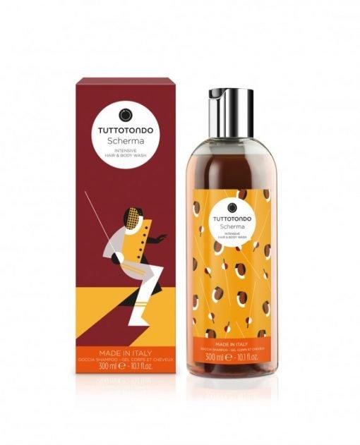 Scherma Intensive Shampoo Doccia 300 ml