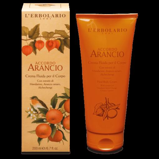 Arancio Crema Fluida