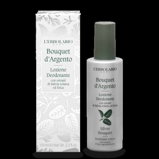 Bouquet DArgento Lozione Deodorante