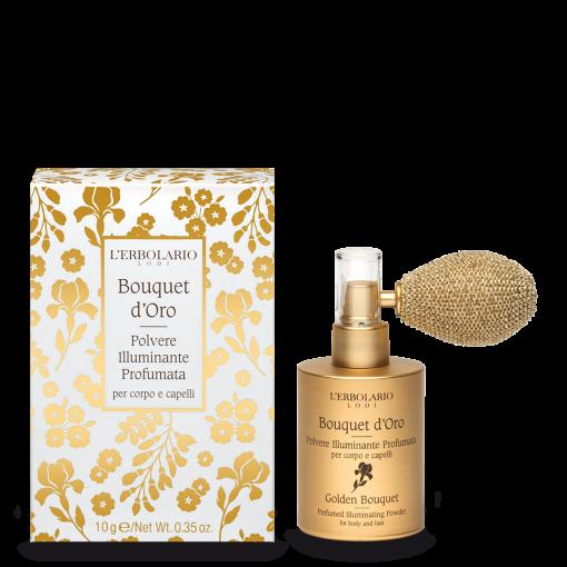 Bouquet D'Oro Corpo e Capelli 10 g