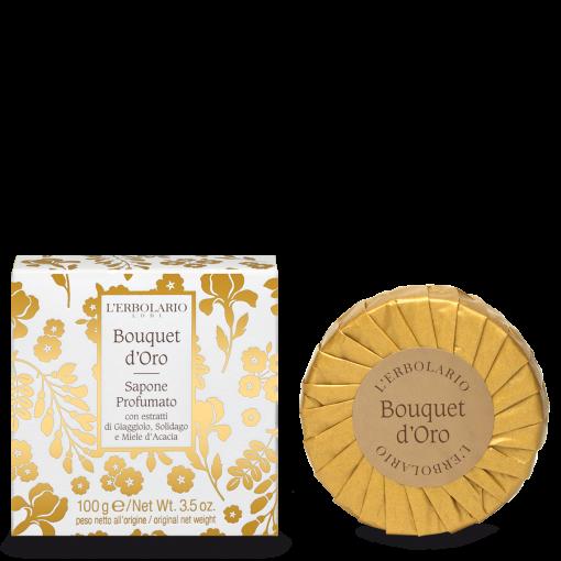 Bouquet DOro Sapone Profumato 100 g