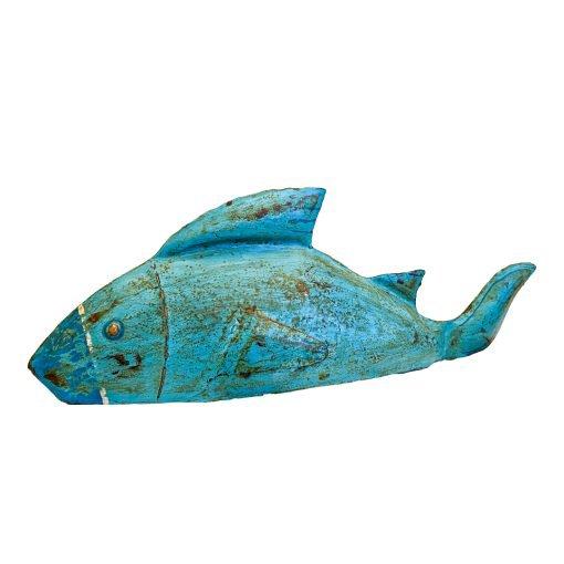 Pesce Vintage Turchese M L