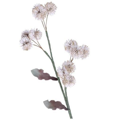 Flora Bianco Sfumato Oro Callicarpa
