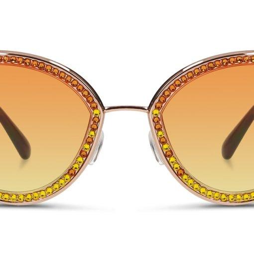 Noa Arancio Occhiale da Sole