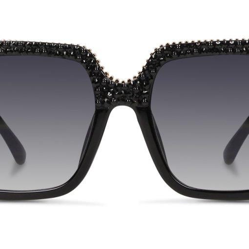 Tavia Nero Occhiale da Sole