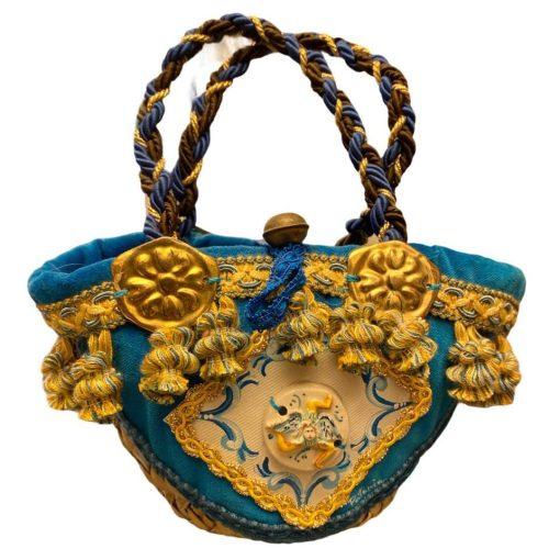 Coffa Piccola Azzurra